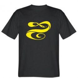 Мужская футболка змеючка - FatLine