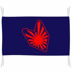 Флаг Значек JDM