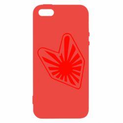 Чехол для iPhone5/5S/SE Значек JDM