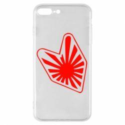 Чехол для iPhone 8 Plus Значек JDM