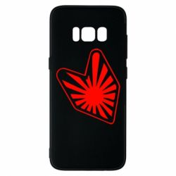 Чехол для Samsung S8 Значек JDM