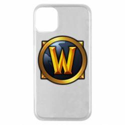 Чехол для iPhone 11 Pro Значок wow