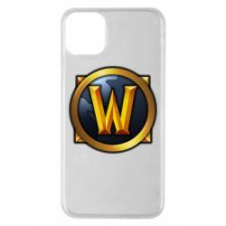 Чехол для iPhone 11 Pro Max Значок wow