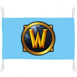 Флаг Значок wow