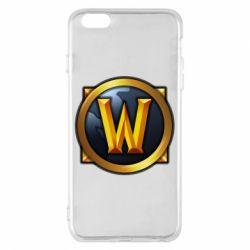 Чехол для iPhone 6 Plus/6S Plus Значок wow