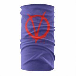 Бандана-труба Знак Вендети