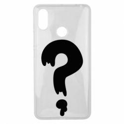 Чехол для Xiaomi Mi Max 3 Знак Вопроса