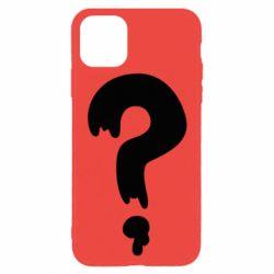 Чехол для iPhone 11 Pro Знак Вопроса