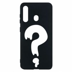 Чехол для Samsung M40 Знак Вопроса