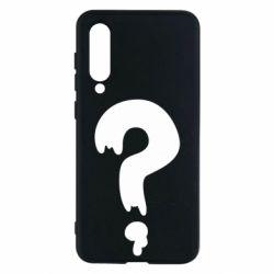 Чехол для Xiaomi Mi9 SE Знак Вопроса