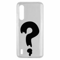 Чехол для Xiaomi Mi9 Lite Знак Вопроса