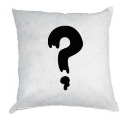 Подушка Знак Вопроса - FatLine