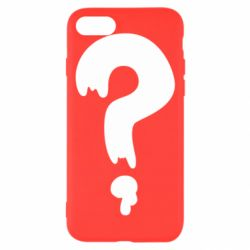 Чехол для iPhone 7 Знак Вопроса