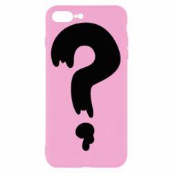 Чехол для iPhone 7 Plus Знак Вопроса