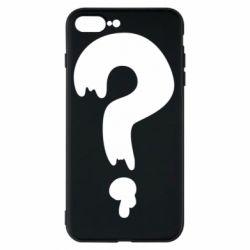 Чехол для iPhone 8 Plus Знак Вопроса