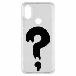 Чехол для Xiaomi Mi A2 Знак Вопроса