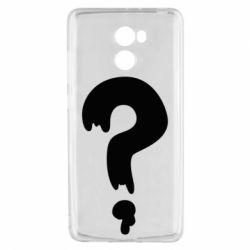 Чехол для Xiaomi Redmi 4 Знак Вопроса