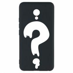 Купить Gravity Falls, Чехол для Meizu M5 Знак Вопроса, FatLine
