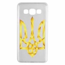 Чехол для Samsung A3 2015 Золотий герб - FatLine