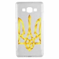 Чехол для Samsung A5 2015 Золотий герб - FatLine