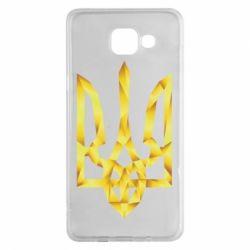 Чехол для Samsung A5 2016 Золотий герб - FatLine