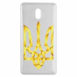 Чехол для Nokia 3 Золотий герб - FatLine