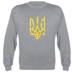 Реглан (свитшот) Золотий герб - FatLine