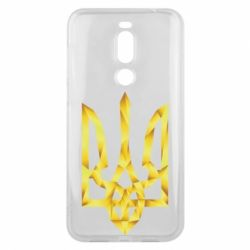 Чехол для Meizu X8 Золотий герб - FatLine