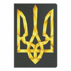 Блокнот А5 Золотий герб - FatLine