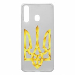 Чехол для Samsung A60 Золотий герб