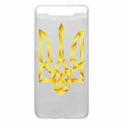 Чехол для Samsung A80 Золотий герб