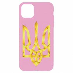 Чехол для iPhone 11 Золотий герб