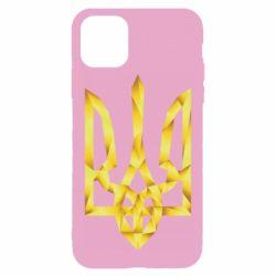 Чехол для iPhone 11 Pro Золотий герб