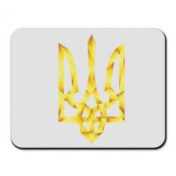 Коврик для мыши Золотий герб - FatLine