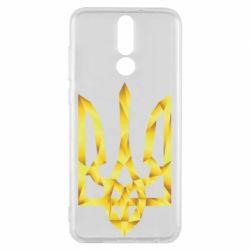 Чехол для Huawei Mate 10 Lite Золотий герб - FatLine