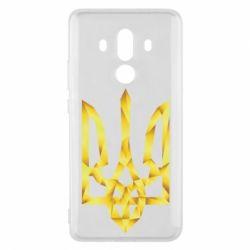 Чехол для Huawei Mate 10 Pro Золотий герб - FatLine