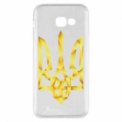 Чехол для Samsung A5 2017 Золотий герб - FatLine