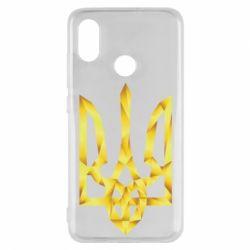 Чехол для Xiaomi Mi8 Золотий герб - FatLine