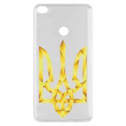 Чехол для Xiaomi Mi Max 2 Золотий герб - FatLine
