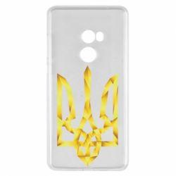 Чехол для Xiaomi Mi Mix 2 Золотий герб - FatLine