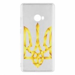 Чехол для Xiaomi Mi Note 2 Золотий герб - FatLine