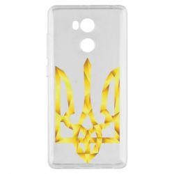 Чехол для Xiaomi Redmi 4 Pro/Prime Золотий герб - FatLine