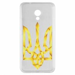 Чехол для Meizu M5s Золотий герб - FatLine