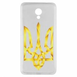 Чехол для Meizu M5 Note Золотий герб - FatLine