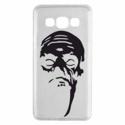 Чехол для Samsung A3 2015 Зомби (Ходячие мертвецы) - FatLine