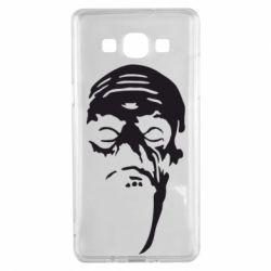 Чехол для Samsung A5 2015 Зомби (Ходячие мертвецы) - FatLine