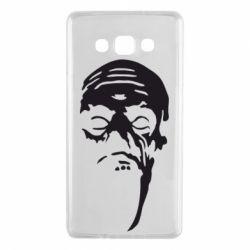 Чехол для Samsung A7 2015 Зомби (Ходячие мертвецы) - FatLine