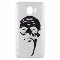 Чехол для Samsung J4 Зомби (Ходячие мертвецы) - FatLine