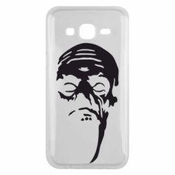 Чехол для Samsung J5 2015 Зомби (Ходячие мертвецы) - FatLine