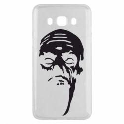 Чехол для Samsung J5 2016 Зомби (Ходячие мертвецы) - FatLine